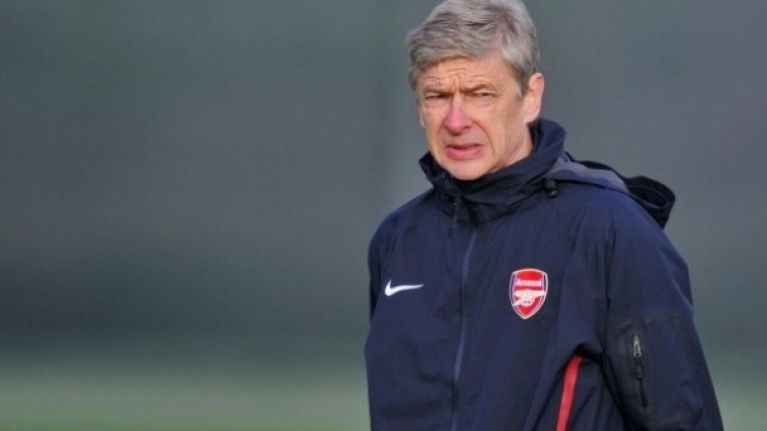 a36f9bf7c GIF: Arsene Wenger really needs to buy a new coat | JOE is the voice ...