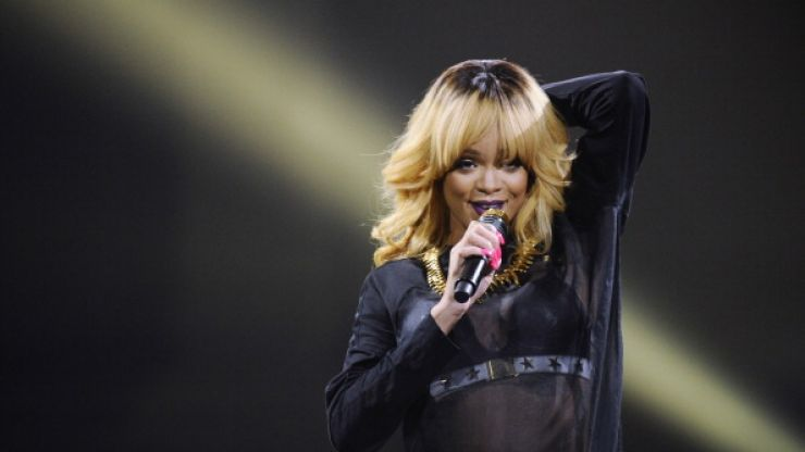 Video: Take a behind the scenes look at Rihanna's new video for 'What Now'