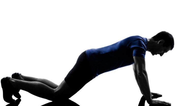 JOE's post-workout tips: Essential cool down stretches to help you build muscle