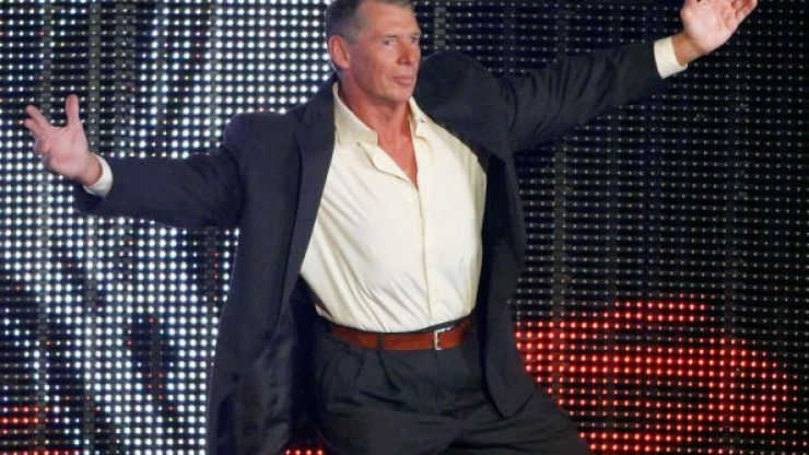 Football rumour of the year alert; WWE's Vince McMahon linked with buying Newcastle