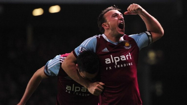 Mark Noble: I'll make a decision on playing for Ireland over the next couple of weeks