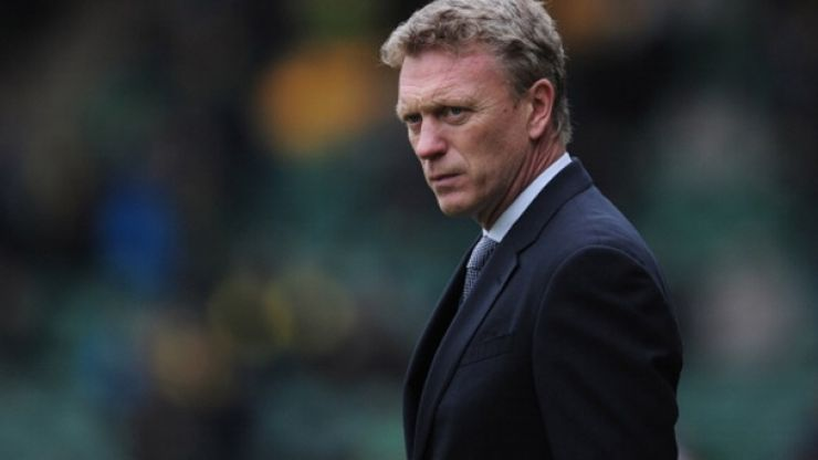 David Moyes pulls a Fergie as he bans a reporter from his press conferences