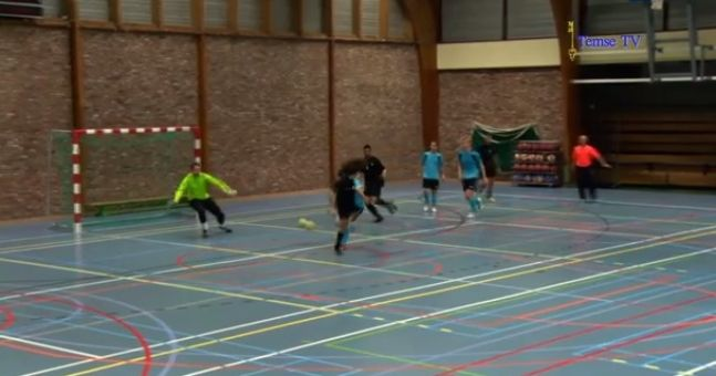 Video: You really don't want this ridiculously skilful guy to turn up to your five-a-side game