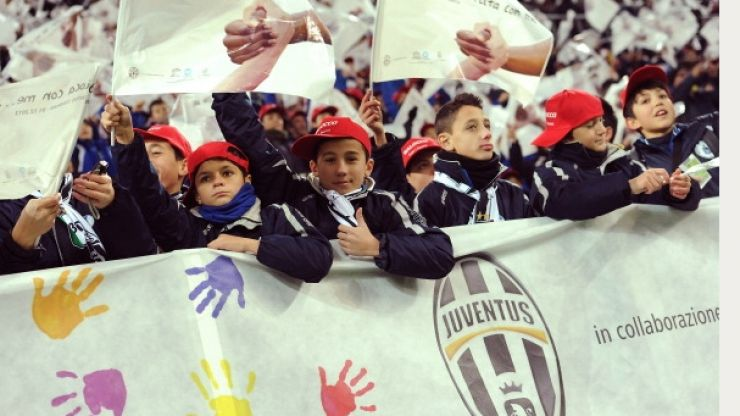 Juventus fined €5,000 after rowdy school kids curse at opposition goalkeeper
