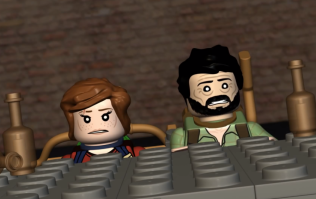 Video: The Last of Us and The Walking Dead get a Lego video game makeover