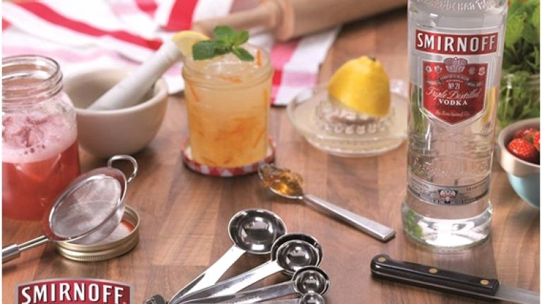 Homemade Cocktails Made Easy With Smirnoff Joe Is The Voice Of