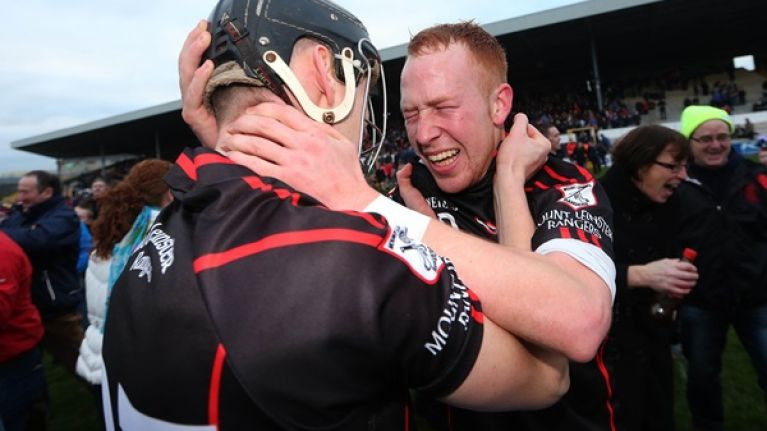 Audio: Listen to the glorious KCLR commentary on Mount Leinster's famous victory yesterday
