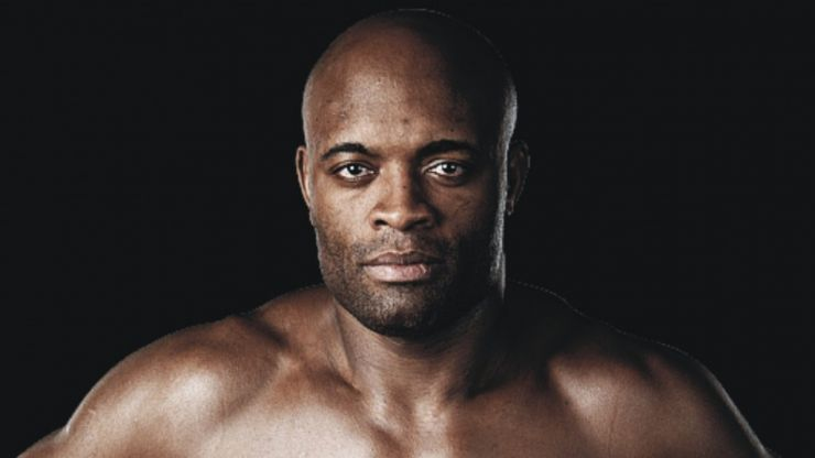 Anderson Silva is training to become a police officer