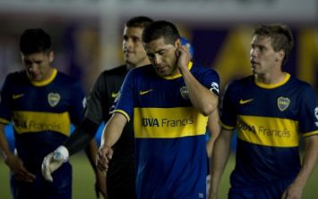 Pic: The new retro Nike Boca Juniors kit is just gorgeous