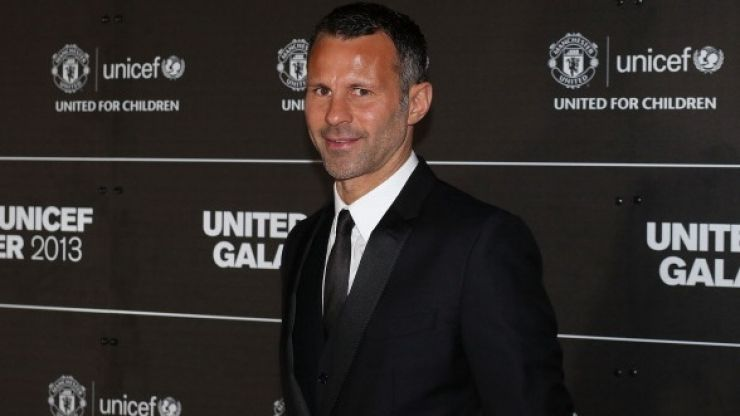 Pic: One Man United fan has gone and got a ginormous Ryan Giggs tattoo across his entire back
