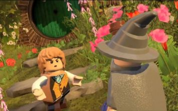 Video: The first trailer for the Lego: The Hobbit video game looks pretty deadly