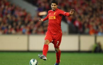 Breaking: Luis Suarez is back with Liverpool (kind of)