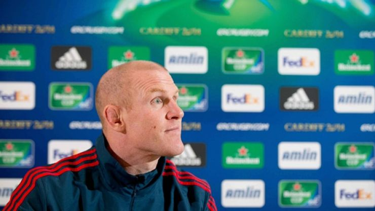 O'Connell eager to follow Murray and stay put in Munster