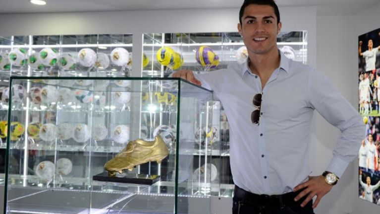 Cristiano Ronaldo Opens A Museum To Himself In His Hometown