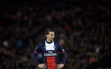 Video: Ibrahimovic and Balotelli scored two cracking free-kicks yesterday