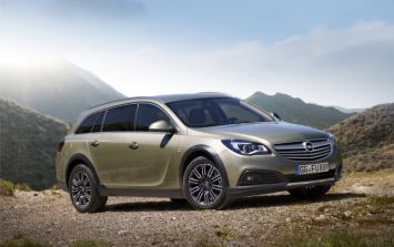 JOE goes to… Croatia to check out the all-new Opel Insignia Country Tourer