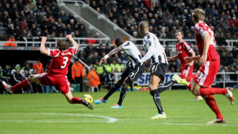 Video: Moussa Sissoko scored a pretty decent goal yesterday