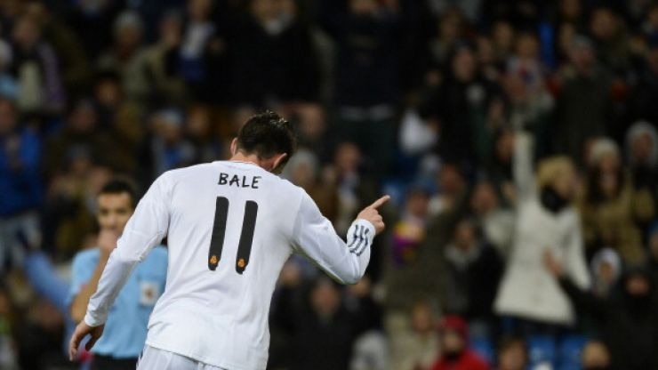 Video: Gareth Bale got a perfect hat-trick for Real Madrid last night