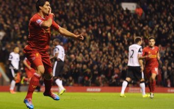 Video: All of Luis Suarez's goals this season in one lovely video