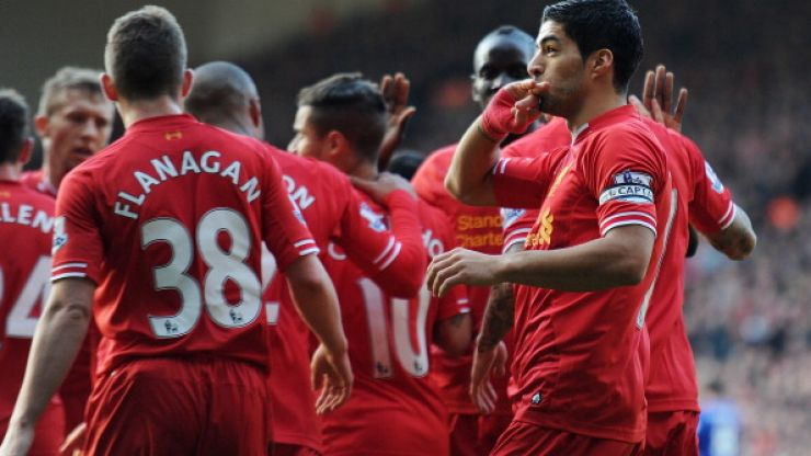 Luis Suarez misses the Liverpool fans and discusses return to Anfield