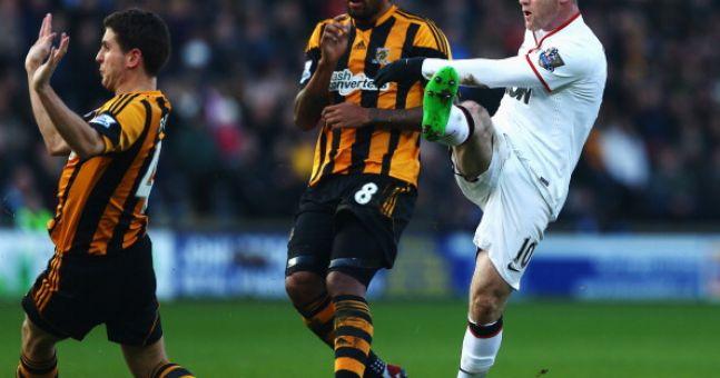 GIF: Wayne Rooney scores a brilliant equaliser for Manchester United