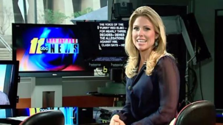 Video: Mid-afternoon news anchor says Santa is 'made up' on live TV