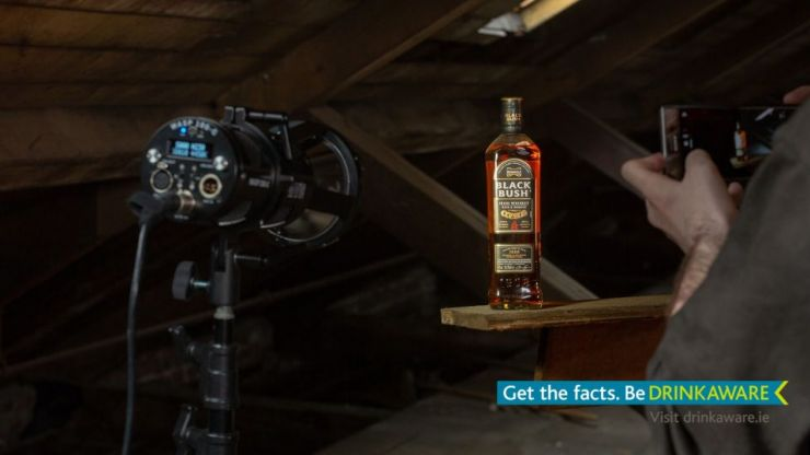 Bushmills Irish Whiskey announces series of immersive live events on Instagram