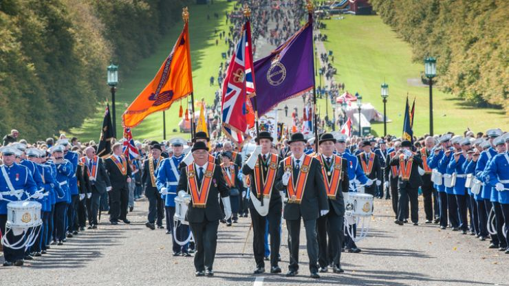 Orange Order confirms cancellation of Twelfth of July parades
