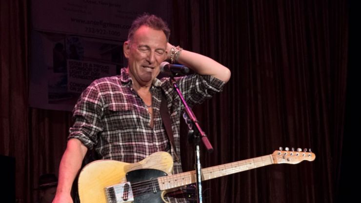 Bruce Springsteen to perform from his own home for pandemic fundraiser next week