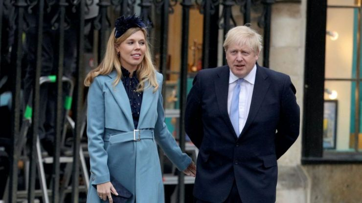 Boris Johnson and Carrie Symonds announce birth of first child