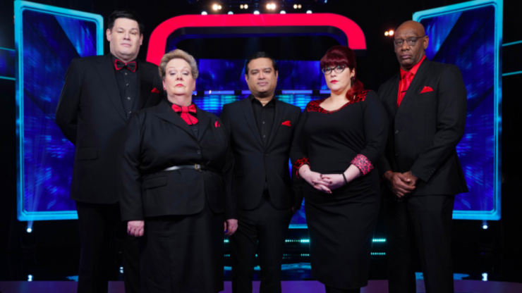 ITV is launching a new quiz show with all five chasers from The Chase