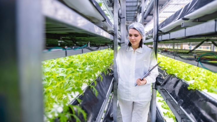 Why precision nutrition could influence what the farm of 2050 looks like