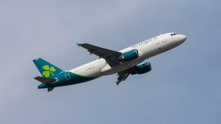 Aer Lingus introduce new fee to bring carry-on bags onboard flights