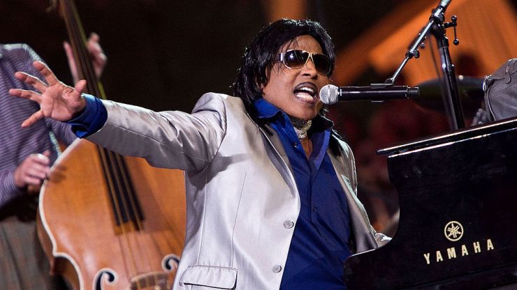 Rock legend Little Richard has died aged 87