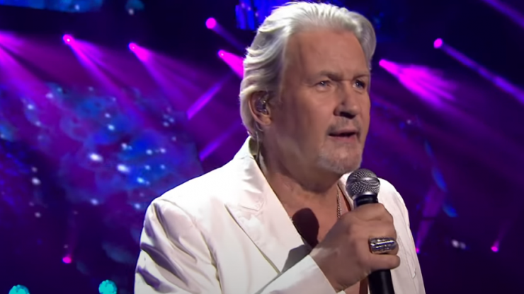 Johnny Logan issues apology to Dickie Rock following verbal spat