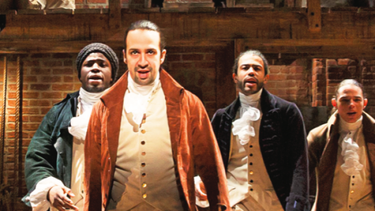 Hamilton movie release date brought forward by over a year