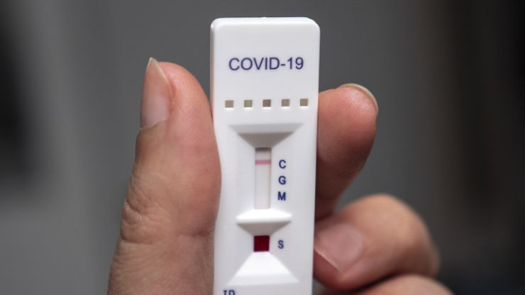 98 new cases of Covid-19, four new deaths
