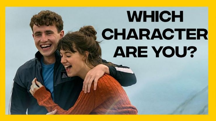PERSONALITY QUIZ: Which Normal People character are you?