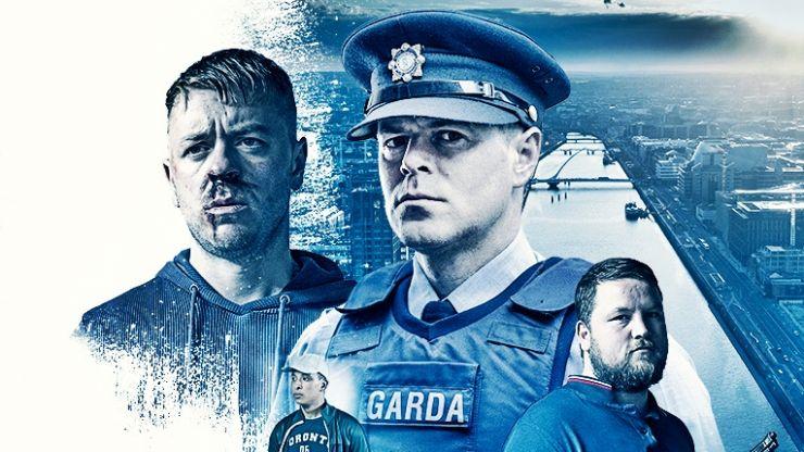 Brand new Irish crime thriller Broken Law hits cinemas today