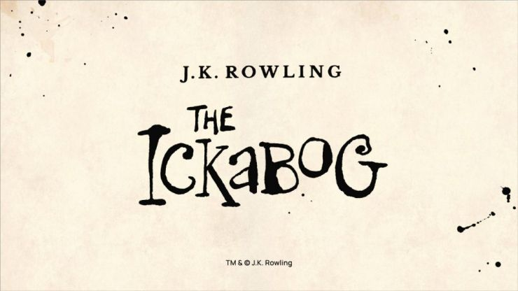 JK Rowling announces she's releasing a new children's book