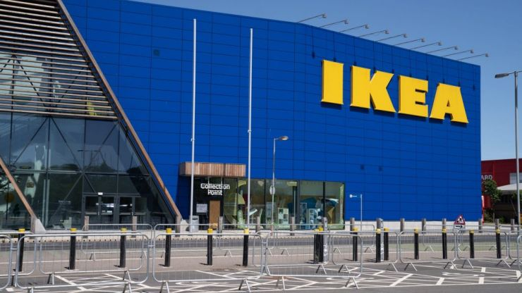 IKEA announces it will reopen in Ireland on Monday