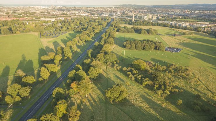 Visitors wait for hours as Gardaí advise motorists to avoid jammed Phoenix Park