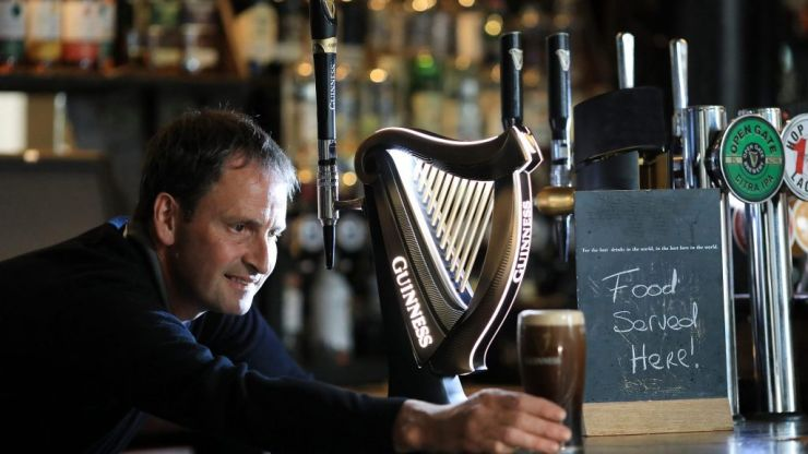 Freshly-brewed Guinness to be delivered to over 10,000 pubs in Ireland in the coming weeks