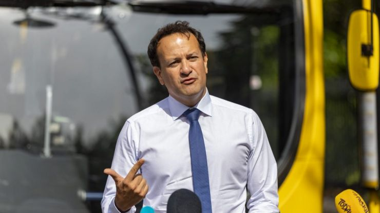 New opinion poll shows record 75% approval rating for Leo Varadkar