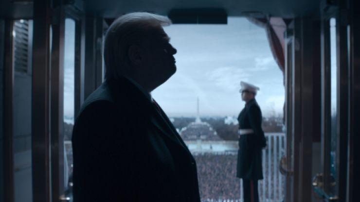 "First look at ""incredible"" Brendan Gleeson as Donald Trump in new mini-series"