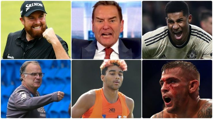 Say hello to your sofa because sport is taking over TV again and it is glorious