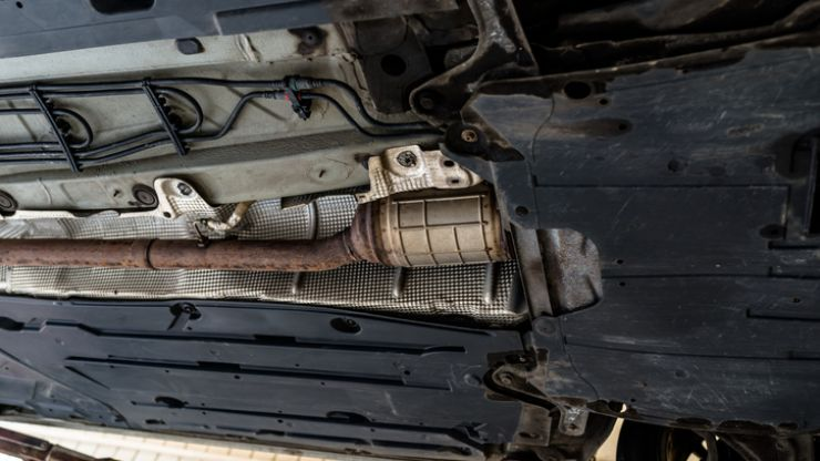 Beaumont Hospital warns of catalytic converters being stolen in car park