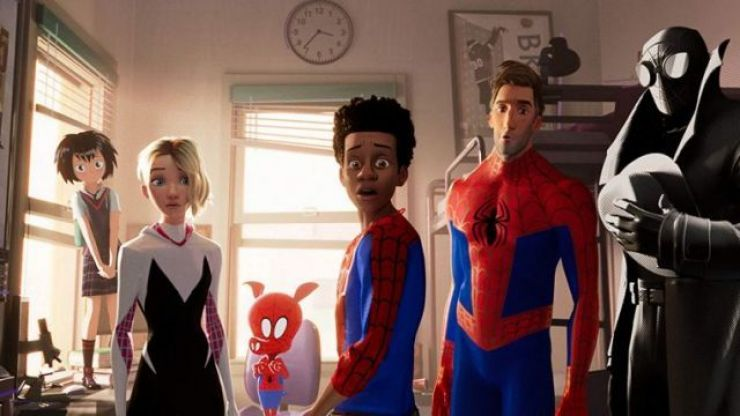 Latest news from Into The Spider-Verse sequel has us very excited