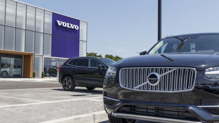 Volvo recalls over two million cars worldwide due to seatbelt issue