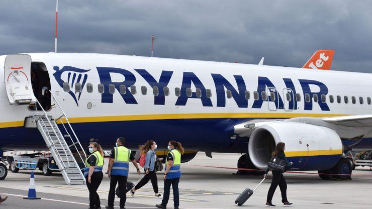 Ryanair promises 90% of customer refunds will be processed by the end of July
